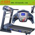 com controleremoto dobrável inclinação motorizada fitness equipamentos