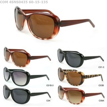 The most popular sunglasses in 2012