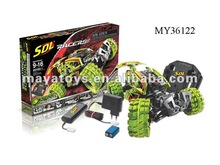 2012 new! ! 4CH R/C Go-Anywhere Car