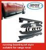 side running boards-Sport style Range Rover