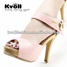 2012 new style fashion ladies sandals