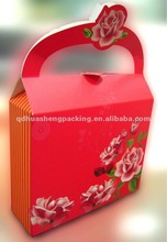2012 wholesale magnetic and excellent lovely recycle paper box