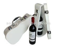 Newly leather craft wine case