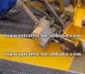 guangzhou forma superior de tráfico de asfalto de marcado de pintura para la venta