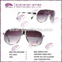 2012 Women's Cool Best Polarized Sunglasses With Zebra