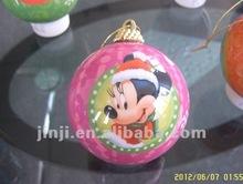 Plastic Crystal Gift Ball