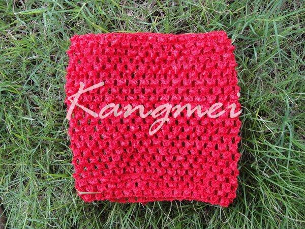 6 Elastic Crochet Headbands - Buy 6 Elastic Crochet ...