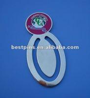 Personalized Custom Engraved Aluminum Bookmarks