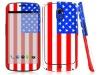 UK flag design mobile phone case for Samsung Galaxy Nexus I9250
