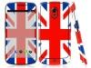 National british flag retro back cover case for Samsung Galaxy Nexus I9250
