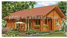 Easy Assemble Simple India Wooden House