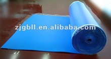 2mm-3mm Blue Crosslinked polyethylene underlayment with PE film