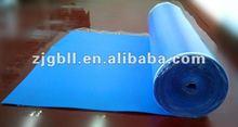 2mm-3mm Blue Crosslinked polyethylene underlayment with PE film