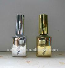 shining coating gel polish bottle 12ml capacity