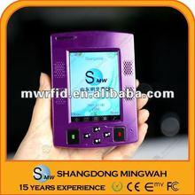 2012 new design Mini RFID handheld payment terminal