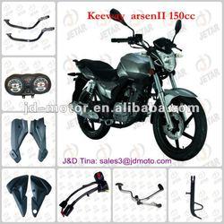 keeway parts moto arsen II