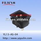 flush power socket YL13-AS-04 surge protector kema keur