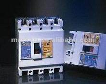 NEW DESIGN moulded case Circuit Breaker MCCB 4P earth leakage type 630a