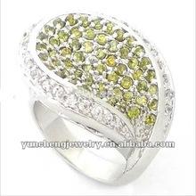 2012 Newest design brass ring
