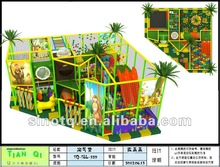 2012 Latest design Forest series of soft play equipaments