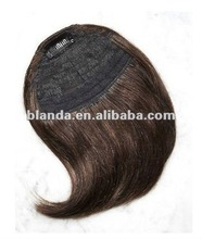 Remy Clip In Hair Extension Bangs