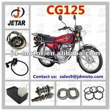 motos repuestos para China CG125