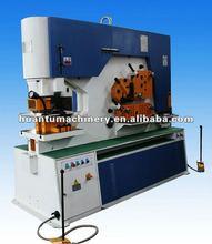 Q35Y Hydraulic plate punch, channel cutting machine, ironworker tools