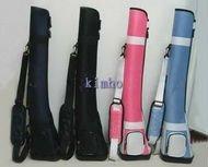 short nylon golf gun bag