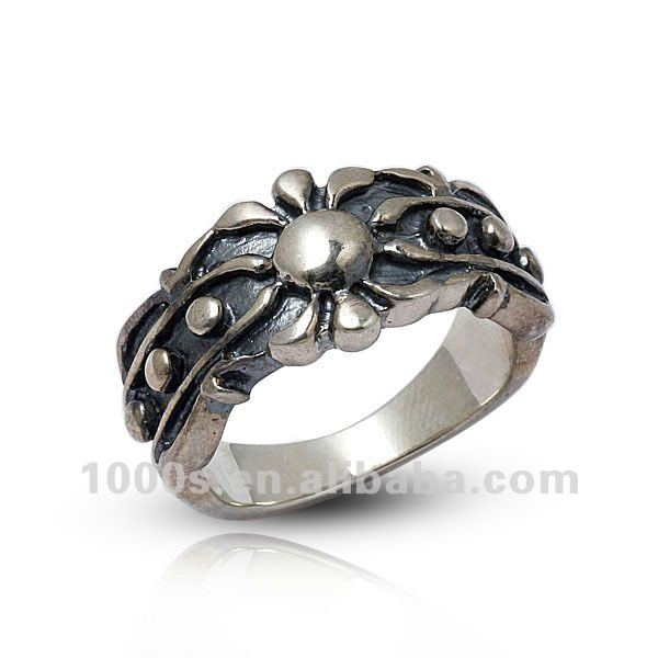 antique 925 sterling silver mens ring view 925 sterling