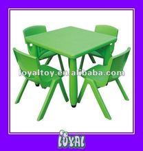 buen precio de dibujos animados de mesa con silla para niños con calidad fabricados en china