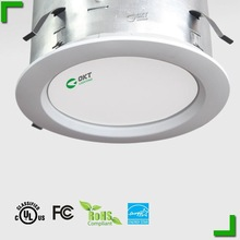 2012 led downlight used in living room! energy star UL 13W 6inch ceiling mount led downlights