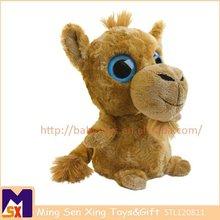 5 Inch Plush Camel Design,big eyes camel plush toy