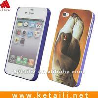 new cartoon hard plastic phone case for iPhone