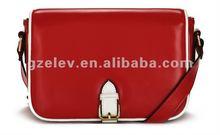 2012Autumn new style women PU messenger bag,lady arrow decoration Europe restrostyle bag E122513