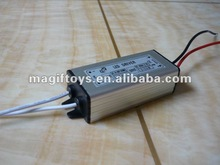 Waterproof Constant Current Led Driver 4-7W 300mA IP67