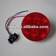 "Waterproof Auto Lamp 4"" LED Rear Stop Lights"
