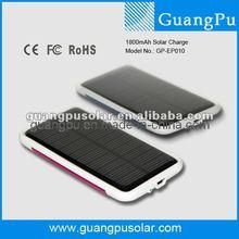 1800mAh fashion design Solar Charger