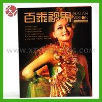 China manufacture full printing blouse catalogue
