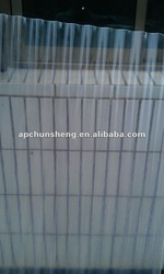 FRP corrugated panel / FRP translucent panel for greenhouse