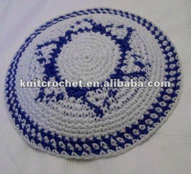 Crochet Yarmulke Patterns : CROCHET YARMULKE PATTERNS CROCHET PATTERNS