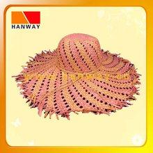 Fashion summer straw beach hats