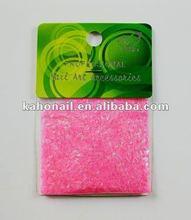 china factory nail beauty cometic manicure tool set glitter strip adhesive glitter paper