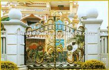 Luxury house gate designs for villas & gardens & farms