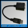 DisplayPort to VGA Adapter Cable