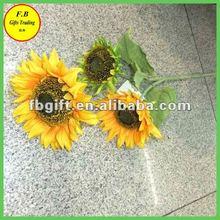 Handmade Silk Artificial Sunflowers Arrangement (FB-F1465)