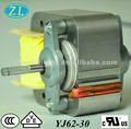 220v alto torque em baixas rotações do motor elétrico ac motor de ventilador