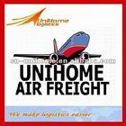 AIR FREIGHT- SHENZHEN TO DHAKA, BANGLADESH