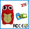Factory price cute animals design silicone case for iphone 4g