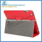 New arrival! Russia hot-selling 10.1 inch tablet case leather designer case for ipad2