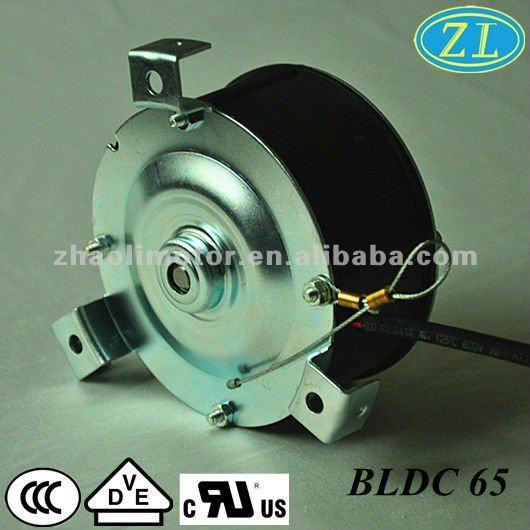 12v 24v Low Speed Long Life Brushless Dc Motor Ceiling Fan